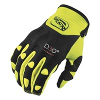 Impact Gloves Black/Hi-Vis Yellow