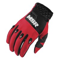 Legend 71 Gloves Black/Red