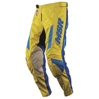 Legend 71 Pants Yellow/Blue