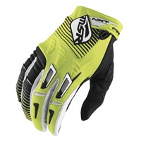 NXT Air Gloves White/Green/Black