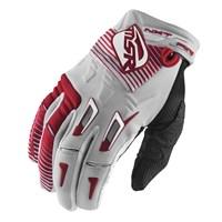 NXT Air Gloves White/Grey/Red