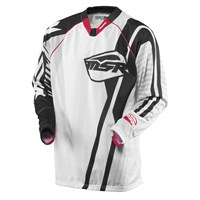 NXT Air Jersey White/Grey/Black/Red