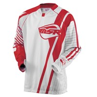 NXT Air Jersey White/Grey/Red