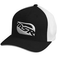FlexFit Curved Bill East Coast Black Hat