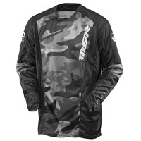 Xplorer Ascent Jersey Grey/Camo/Black