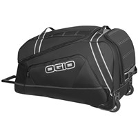 Big Mouth Wheeled Bag Stealth