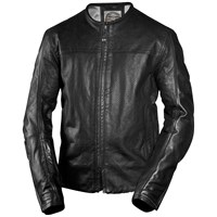 Barfly Leather Perforated Jacket