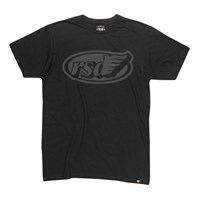 Cafe Wing Tee Black/Reflective
