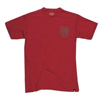 California Native Tee Cardinal