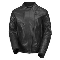 Clash Black Ops Leather Jacket