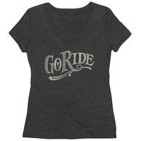 Go Ride Women's V-Neck