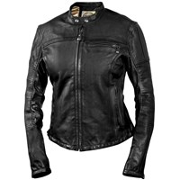 Maven Leather Jacket Women's
