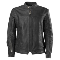 Men's Walker Perforated Leather Jacket