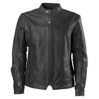 Men's Walker Perforated Leather Jacket