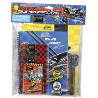 MX Superstars 11-Piece Stationary Set