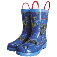 MX Superstars Youth Rainboots
