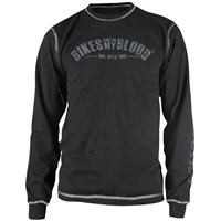 Bikes Are In My Blood Thermal Long Sleeve T-Shirt