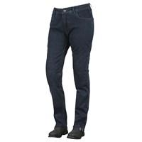 Women's True Romance Armored Stretch Moto Jeans