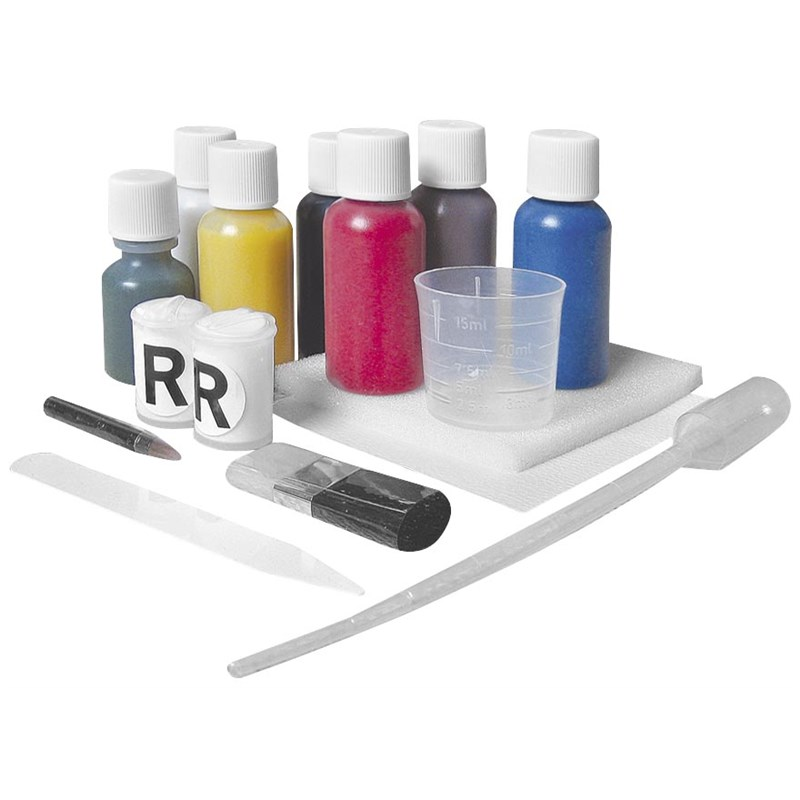 Leather Restoration Re Dye And Repair Kit Victory Parts Pro