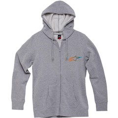 Ageless Gradient Womens Zip Hoodies