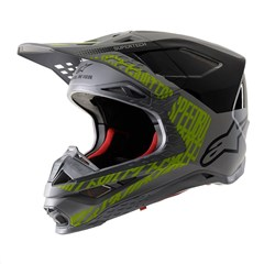 Supertech M8 Triple Helmets