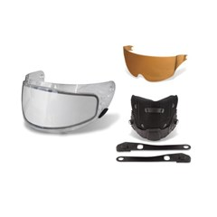 Double Shield Snow Kit for Revolver Evo Helmets