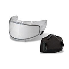 Double Shield Snow Kit for Star/RS-1/Vortex/Qualifier Helmets