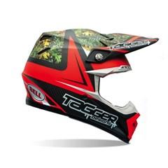 Moto-9 Carbon Flex Tagger Rekluse Helmet