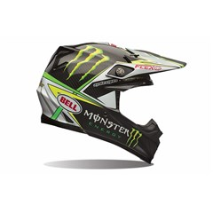 Moto-9 Flex Pro Circuit Monster Helmet