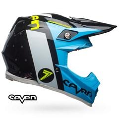 Moto-9 Flex Seven Flight Helmet
