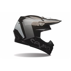 Moto-9 Flex - Rogue Black/Chrome