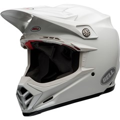 Moto-9 MIPS - Gloss White