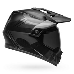 MX-9 Adventure MIPS Marauder Blackout Helmet