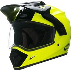 MX-9 Adventure MIPS - Gloss Hi-Viz Yellow