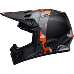 MX-9 MIPS Presence Camo Helmet