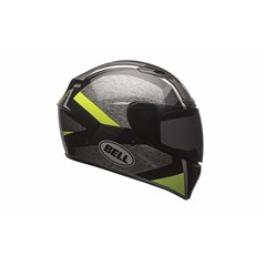 Qualifier DLX MIPS - Gloss Hi-Viz Yellow/Black Accelerator