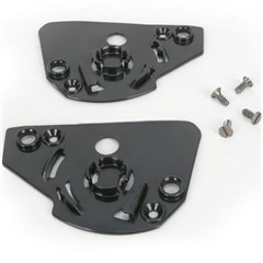 Shield Hinge Plate Kit for Mag-9 Helmets
