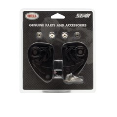 Shield Hinge Plate Kit for Star/RS-1 Helmets