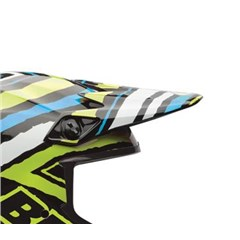 Visor for MX-9 Helmets