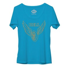 Wing & Wheel Womens T-Shirt