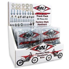 Sportbike Track Pack with POP Display