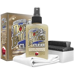 Leather Cleaning Clear Detail Kit