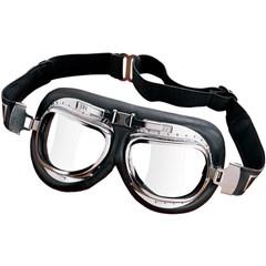 Roadhawk Leather Cushion Goggles