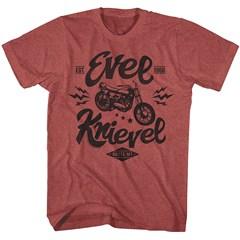 One Evel Moto T-Shirts