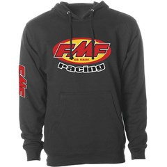 Dirt Days Pullover Fleece Hoody