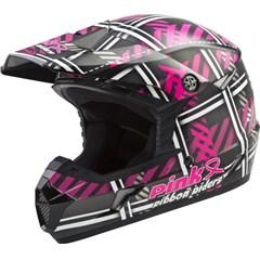 MX46 PRR Plaid Helmet