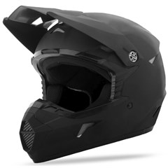 MX46 Solid Youth Helmet