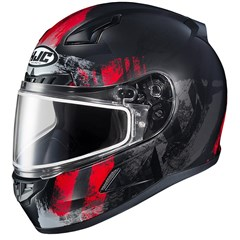 CL-17 Arica Snow Helmets with Dual Lens Shield