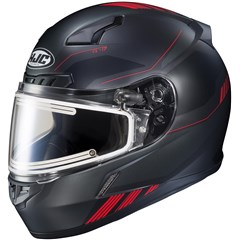 CL-17 Combat Snow Helmets with Frameless Electric Shield