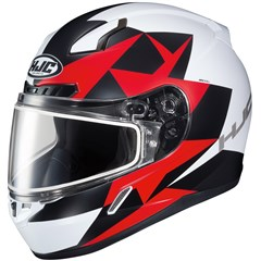 CL-17 Ragua Snow Helmets with Dual Lens Shield